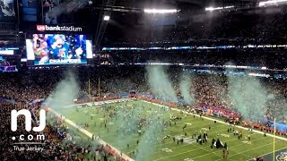 Download The exact moment the Eagles won Super Bowl 2018 Video