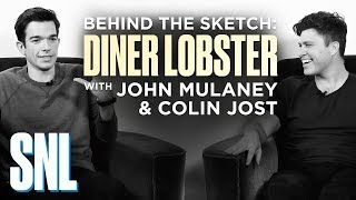 Download Behind the Sketch: Diner Lobster with John Mulaney and Colin Jost - SNL Video
