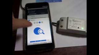 Download sonoff - como configurar rede wifi Video
