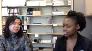 Download How to get a library job- Micro-Interview with Tyra Video
