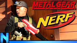 Download NERF Metal Gear Solid - Real Life Sneaking Mission Video