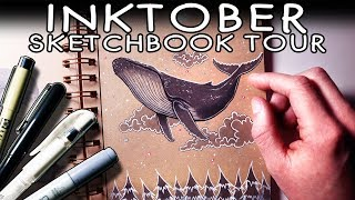 Download INKTOBER SKETCHBOOK TOUR 2018 Video