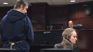 Download Arraignment for school bus stop hit and run Video