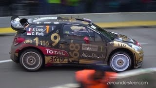 Download WRC Rallye de France 2013 | mistakes and max attack [HD] Video