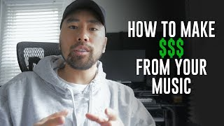 Download How To Make MONEY From Your Music - Artist and Producer Tips Video