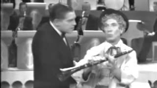 Download Milton Berle and Harpo Marx 1959 Video