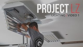 Download The LZ Garage Project: Lighting Video 1 Video