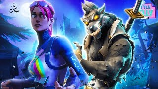 Download WEREWOLF ATTACK ON THE ISLAND! Fortnite Short Film | Little Kelly Video