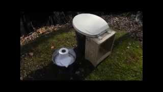 Download Do it yourself, simple Composting Toilet Video