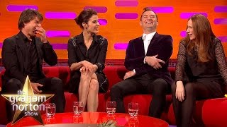 Download Catherine Tate Shows Off Her Potty Mouth to Tom Cruise - The Graham Norton Show Video
