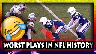 Download NFL Worst Plays of All Time Video