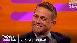 Download Charlie Hunnam Flirted To Get His First Role - The Graham Norton Show Video