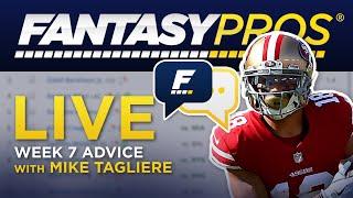 Download Live Week 7 Fantasy Football Q&A (2019) Video