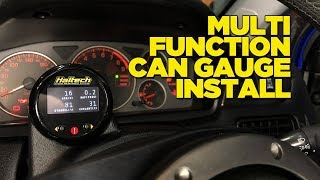 Download Multi-function OLED Gauge Install on the Evo Video