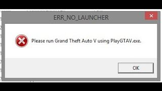 Download GTA 5 Please run Grand Theft Auto V using play gta.exe ( Balkanski tutorial ) Video
