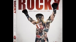 Download Rocky: Heavyweight Collection 40th Anniversary Blu-ray Unboxing/Overview Video