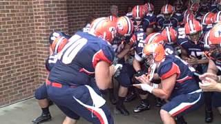 Download Hobart College Football Team Taking Field vs. Geneva College Video