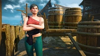 Download Spread My Legs for You? Geralt Saves She-Elf in Novigrad... Again... (Witcher 3) Video