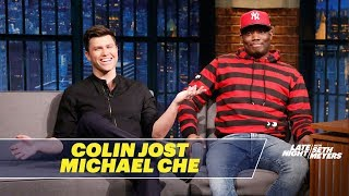 Download Michael Che and Colin Jost Review Their Rejected SNL Sketches Video