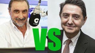 Download Carlos Herrera vs Federico Jiménez Losantos 'Dos mundos al encuentro' Foro EL MUNDO mod. AR Quintana Video