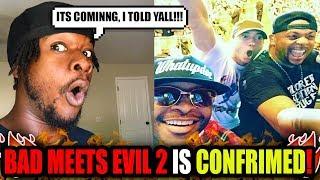 Download Eminem & Royce Da 5'9 Bad Meets Evil 2 CONFIRMED?! Video