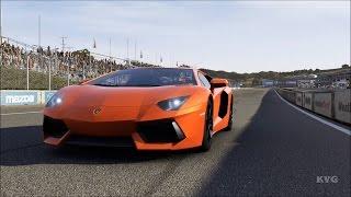 Download Forza Motorsport 6 - Lamborghini Aventador LP 700-4 2012 - Test Drive Gameplay (HD) [1080p60FPS] Video