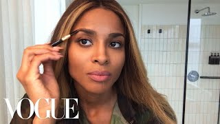 Download Ciara's Day-to-Night Makeup Refresh | Beauty Secrets | Vogue Video