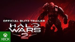 Download Halo Wars 2: Blitz Multiplayer Beta Trailer Video