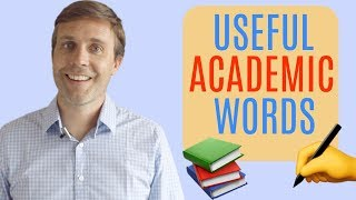 Download 25 Useful Academic Words You Should Know Video