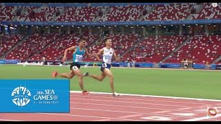 Download Athletics Men's 800m Finals (Day 5) | 28th SEA Games Singapore 2015 Video