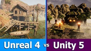 Download Unity vs Unreal Engine : Game Engine Comparison Video