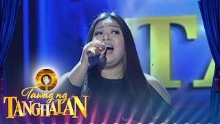 Download Tawag ng Tanghalan: Hazelyn Cascaño | My Way (Round 1 Semifinals) Video