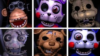 Download Five Nights at Candy's 2 ALL JUMPSCARES Video