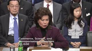 Download Sen. Cruz's Remarks at Secretary Chao's Nomination Hearing Video