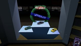 Download Re-Volt - All Cups with Rookie Cars Video