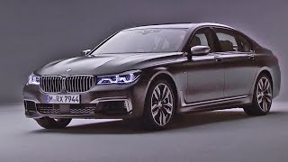 Download 2017 BMW M760Li xDrive 600 hp - Interior and Exterior Design Video