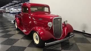 Download 1329 TPA 1936 Chevrolet Half Ton Pickup Video
