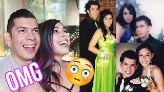 Download REACTING TO OLD HIGHSCHOOL PROM PHOTOS Video