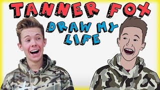Download Draw My Life! - Tanner Fox Video