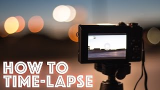Download How to shoot a Time-lapse video with the Canon G7x Mark ii Video