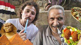 Download Probando comida callejera en EGIPTO 🌯🇪🇬 Video