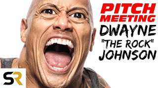 Download Dwayne ″The Rock″ Johnson Actor Pitch Meeting Video