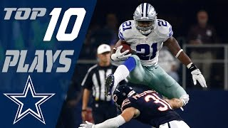 Download Cowboys Top 10 Plays of the 2016 Season | NFL Highlights Video