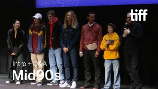 Download MID90S Cast and Crew Q&A   TIFF 2018 Video
