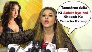 Download Rakhi Sawant angry reaction on Tanushree Dutta Nana Patekar controversy Part 01 Video