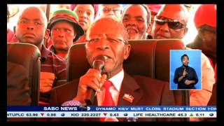 Download Lesotho oppositions form coalition Video