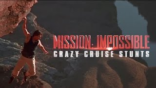 Download How Tom Cruise's Mission Impossible Stunts Got Crazier and Crazier Video