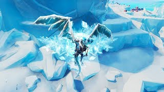 Download Fortnite Polar Peak Event ″Fortnite Greasy Grove Melting″ (Fortnite Battle Royale Live Event) Video