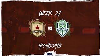 Download HIGHLIGHTS: SACvOKC 9/23/17 Video