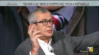 Download L'aria che tira - Nel paese della Boschi vince il NO (Puntata 05/12/2016) Video